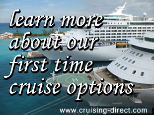 Learn More About First Time Cruise Options